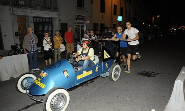 Wacky races corse pazze alle olimpiadi